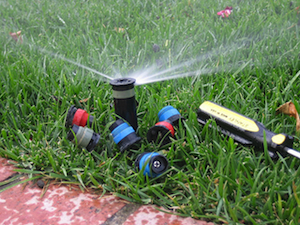 Smart Irrigation Controls — And Futuristic Other Technology Available Now