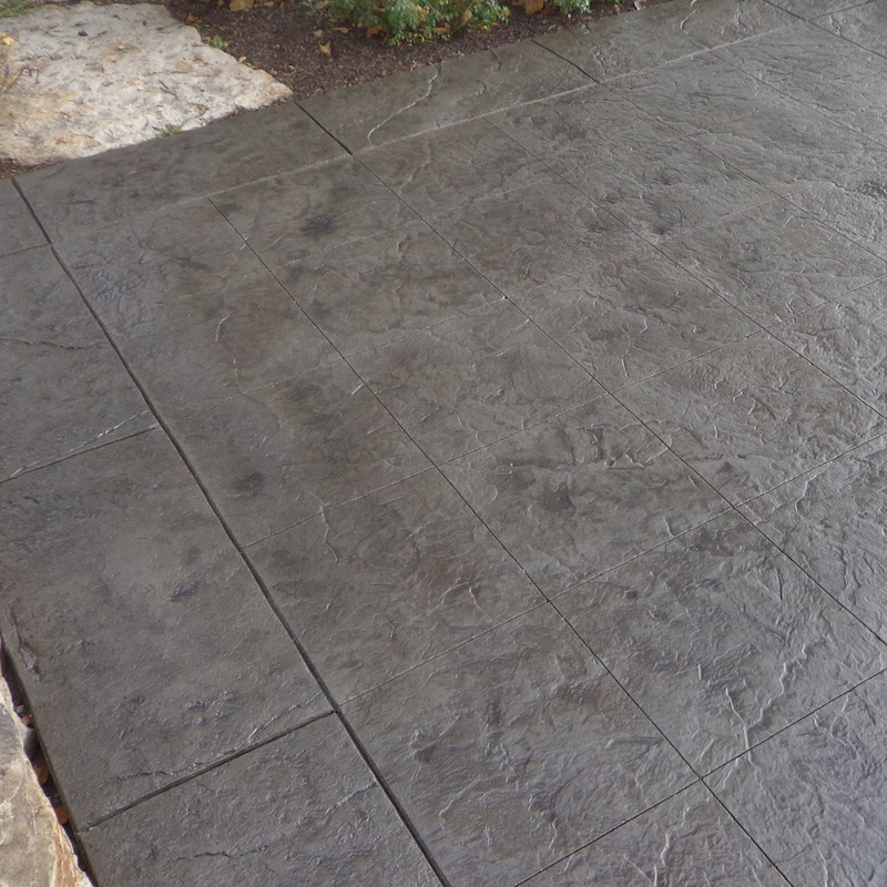 Have You Considered A Stamped Concrete Patio?
