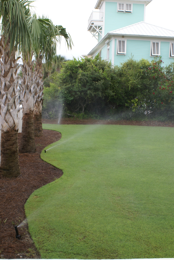 Residential Irrigation Installation Services