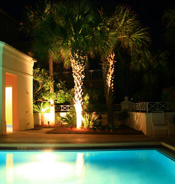 Residential Landscape Lighting Contractors in Northwest Florida