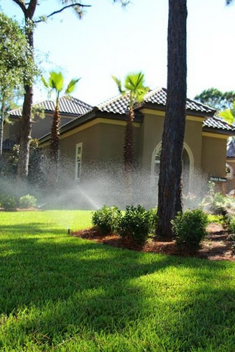 winter is a great time for landscape irrigation maintenance