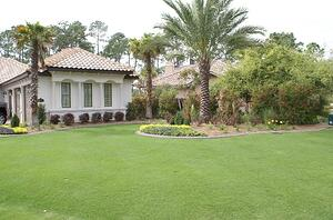 lawn aeration and topdressing for the perfect lawn