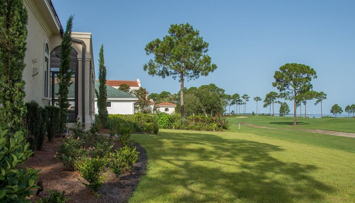 The Barri's new home is located in a prestigious gated golfing community within the Sandestin Golf and Beach Resort.