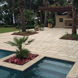 With a full service landscaping company like GreenEarth, the quality of work is generally higher.