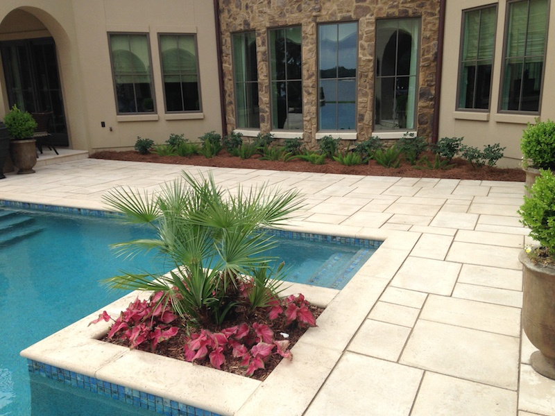 pool hardscaping panama city Holt